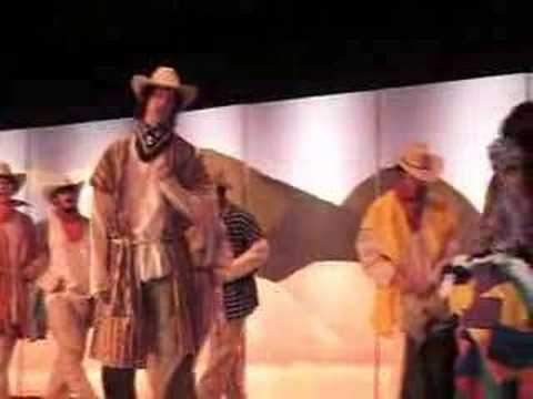 Joseph and the Amazing Technicolor Dreamcoat Trailer
