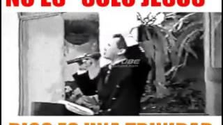 DIOS ES TRINIDAD !!!  Los tres son uno solo!!! Ivan Alejandro Cardenas