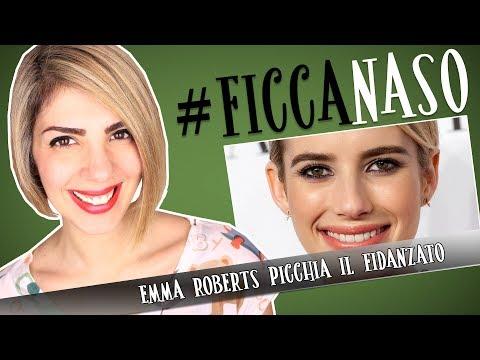 Emma Roberts, la nipote di Julia Roberts che ha picchiato il fidanzato! #Ficcanaso