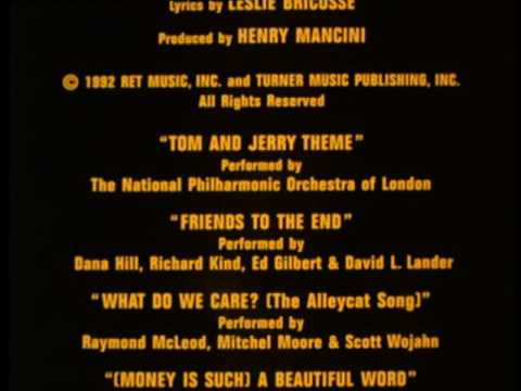 Tom And Jerry The Movie End Credits Youtube