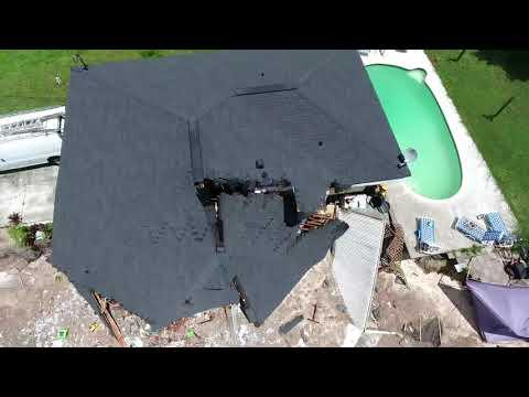 Land O' Lakes, Florida Sinkhole - Updated Video