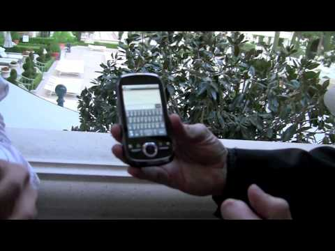 Hands on the Motorola i1 military tough Android phone