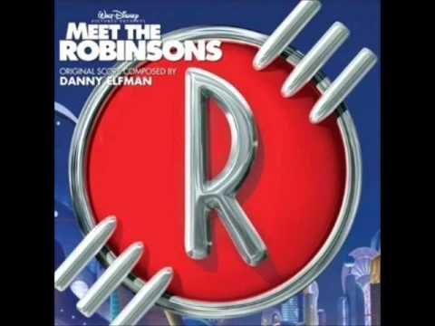 BO Bienvenue chez les Robinsons - Pop Quiz / To the future poster