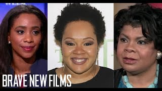 Thank You Abby, Yamiche and April! • BRAVE NEW FILMS