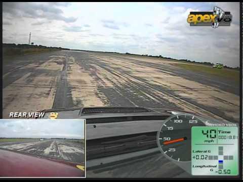 ApexV8.com :  Ken Scudder Supercharged LS2 V8 S14