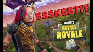Fortnite Music Video - (ESSKEETIT Fortnite Parody) Gaming