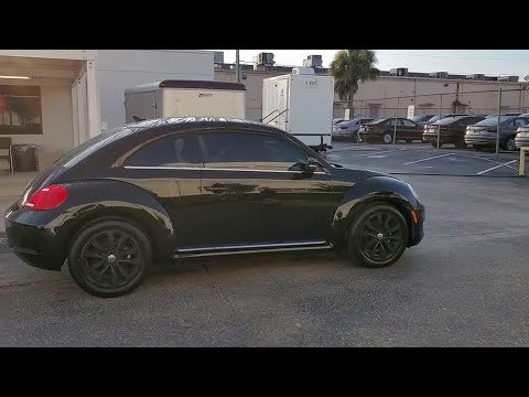 2014 Volkswagen Beetle Coupe Orlando, Sanford, Kissimme, Clermont, Winter Park, FL 5554P