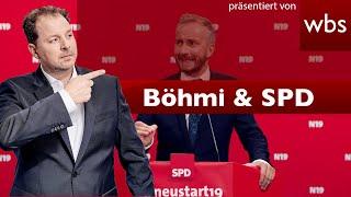 #neustart19: Jan Böhmermann will SPD Chef werden - klappt das? | Rechtsanwalt Christian Solmecke