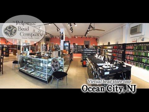 Virtual Bead Store Tour - Ocean City NJ
