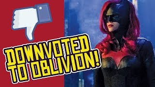 Batwoman Trailer DOWNVOTED TO OBLIVION!