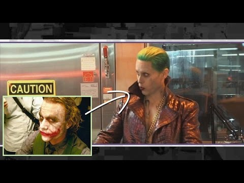 LETO vs. LEDGER. Why Heath's Joker was so special. - Storybrain
