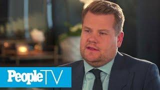 james corden previews his epic carpool karaoke with paul mccartney peopletv entertainment weekly
