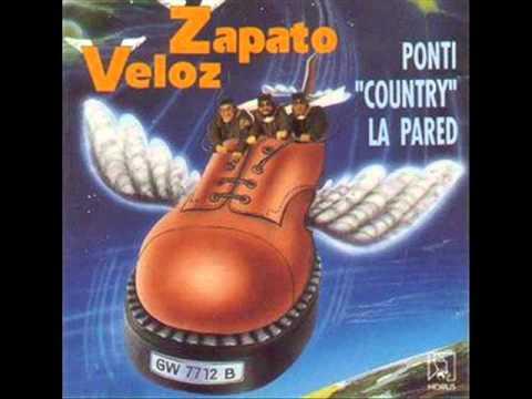 Ponti 'Country' la pared Zapato Veloz