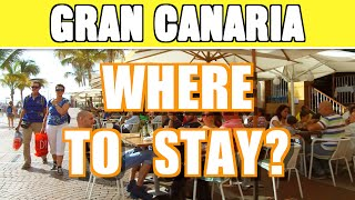 Where to go? The beach resorts in Gran Canaria - Gran Canaria travel guide
