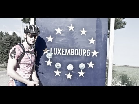 G Killick: Cycling tour in Europe (Solo-606Miles) (Holland, Belgium, Luxembourg, France)