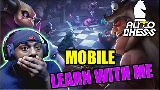 Auto Chess Mobile - Learn how to play - [ios/android/pc]