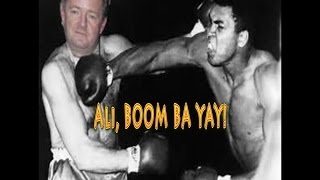 Ali Racist? Piers Morgan compares Muhammad Ali to Donald Trump!