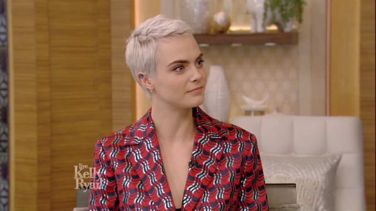 Cara Delevingne S Short Haircut