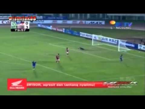 Indonesia vs Thailand (Sea Games 2013 Goals)