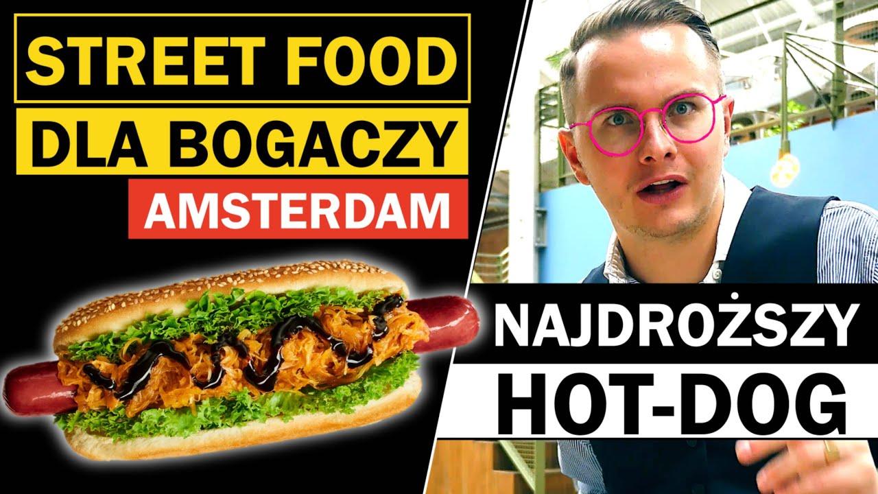 Download STREET FOOD DLA BOGACZY W AMSTERDAMIE - CO JEDZĄ NAJBOGATSI?!