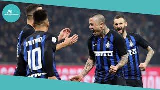 ✅ Serie A, Inter-Sampdoria 2-1: decide Nainggolan