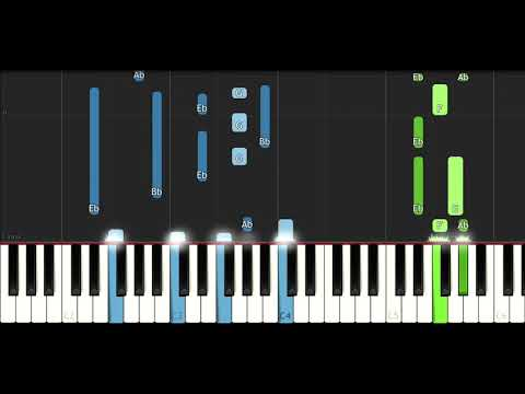 BABY SHARK SONG By Pinkfong (Piano Tutorial)