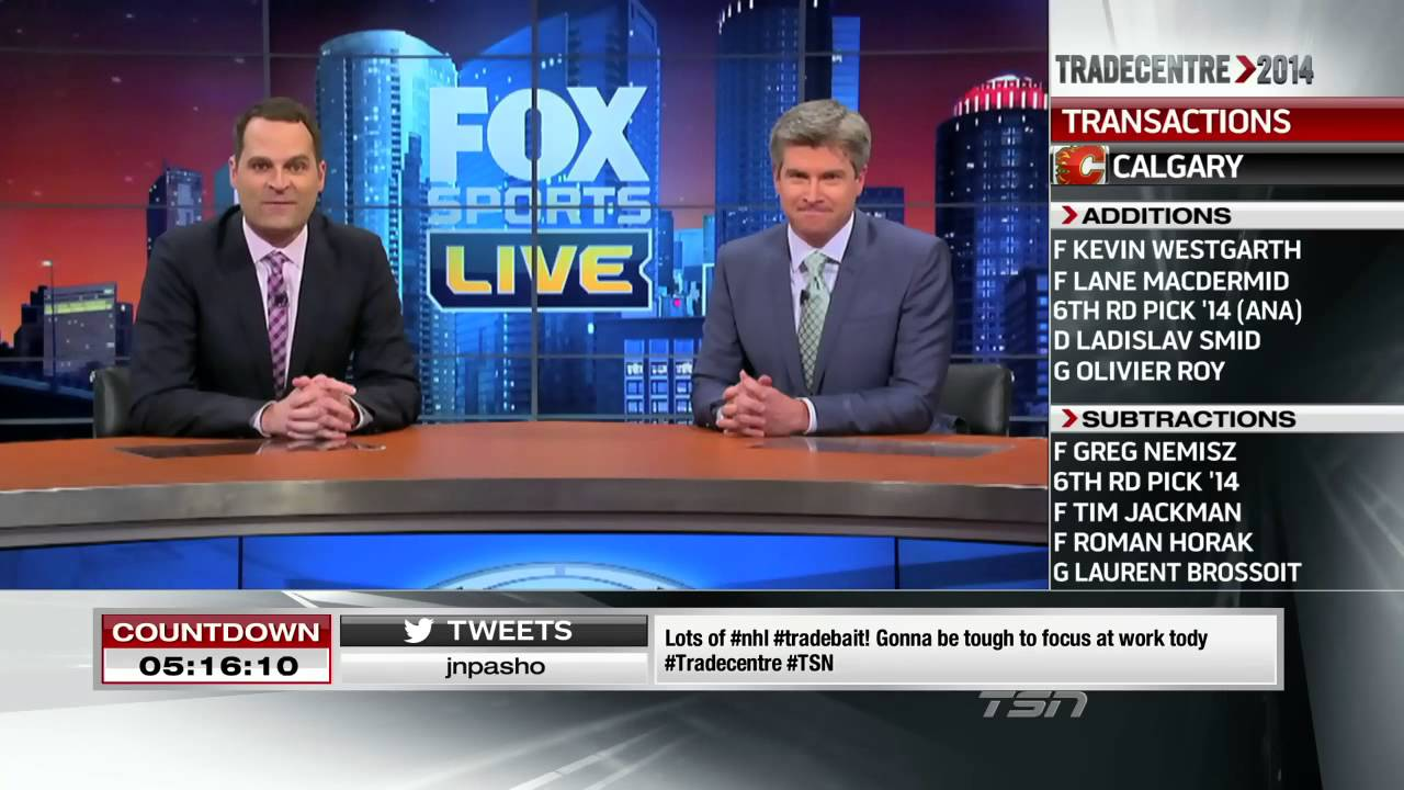 Jay and Dan drop in during TradeCentre