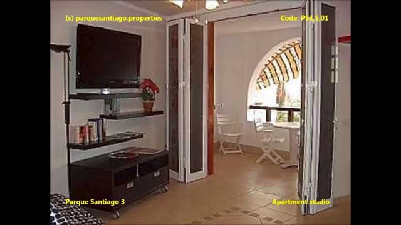 Studio Apartment Parque Santiago 3 parque santiago 3 apartment studio €250 000 ps3s01 - youtube
