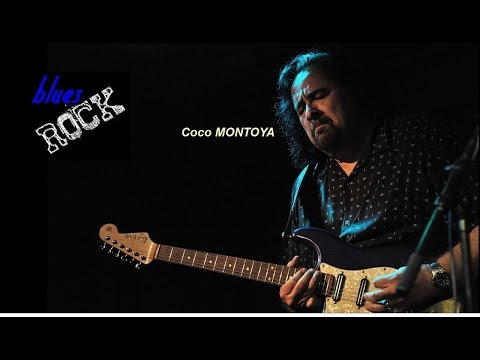 Coco MONTOYA  I got a mind to travel  album Songs from the road  2014