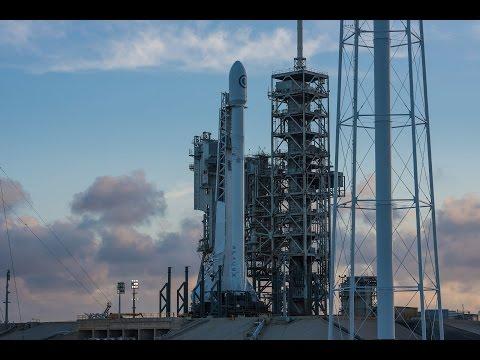 Русская трансляция пуска SpaceX Falcon 9: NROL-76