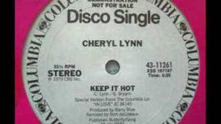 Cheryl Lynn - Keep It Hot (1979)