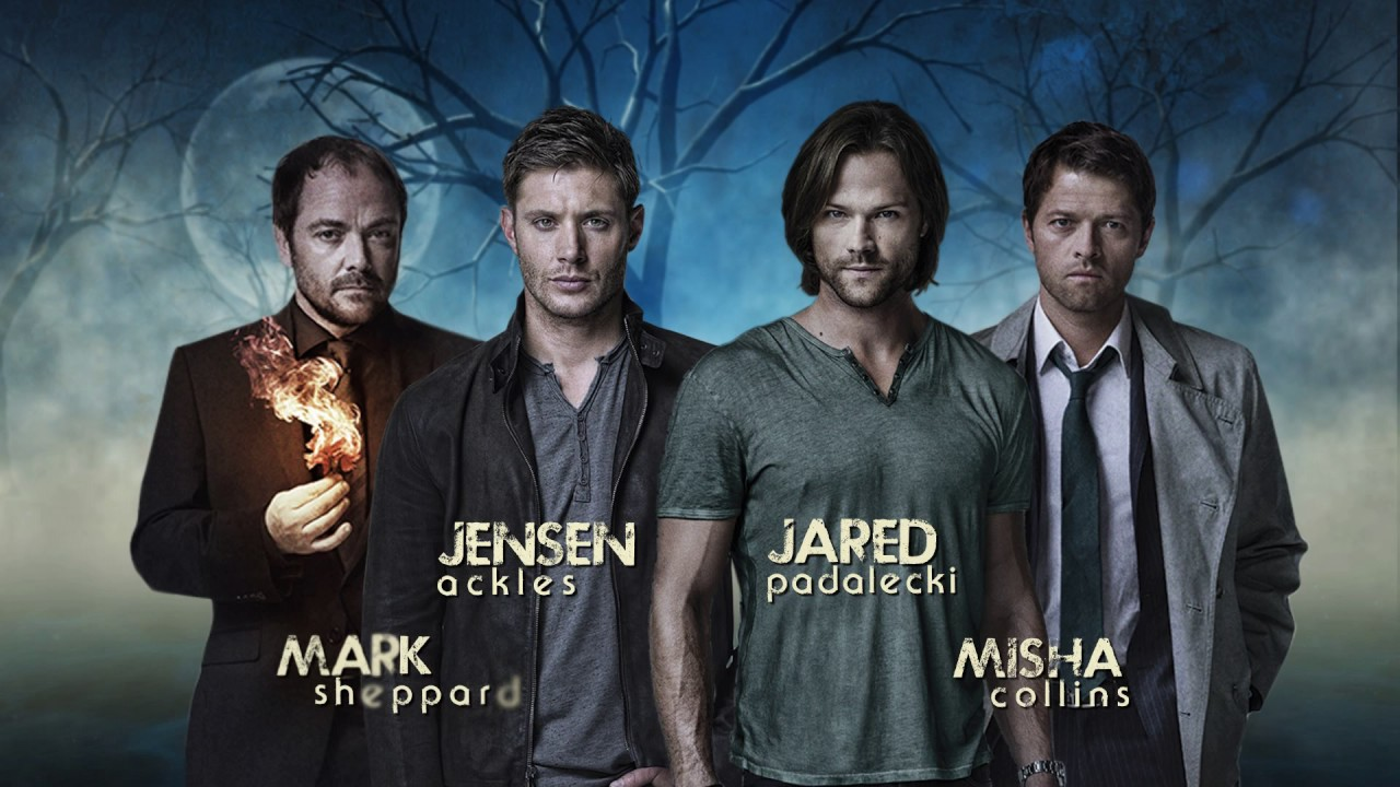 The Official Supernatural Convention • Houston, TX • JAN. 27-29 ...