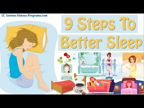 Tips How To Sleep Better How To Fall Asleep Fast