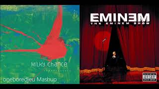 Milk Me - Milky Chance vs. Eminem (Mashup)