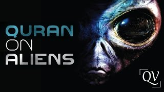 Aliens in Quran