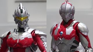 [東京コミコン2018]ULTRAMAN & ULTRAMAN SUIT Ver7 -the Animation- display