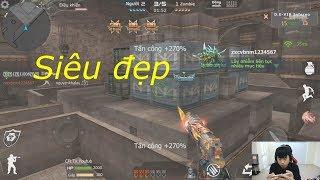 [ Bình Luận CF Legends ] Bộ vũ khí VIP Inferno - Tiền Zombie v4