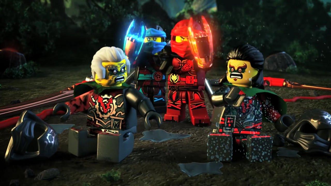 Lego Ninjago Tv Commercial Fusion Dragon Youtube