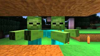 "MineCraft ""Do the Zombie"" Song"