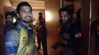 Visit Sri Lanka Cricket Team 2018