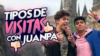 TIPOS DE VISITAS Ft. Juanpa Zurita // Mario Ruiz