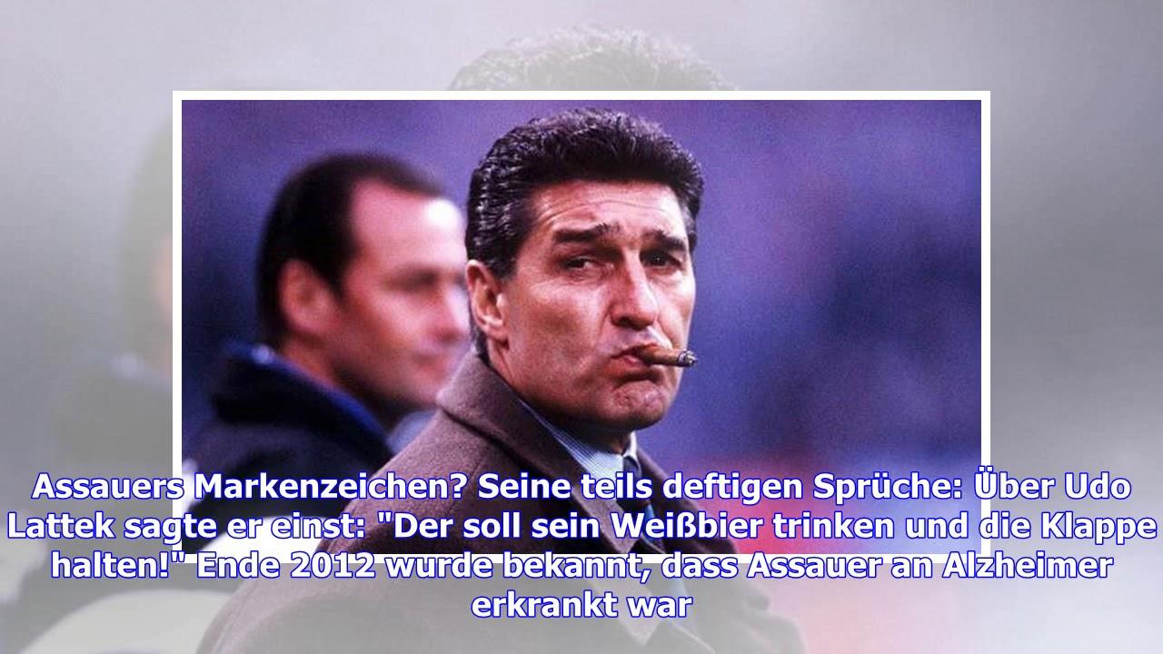 Reaktionen Zum Tod Von Rudi Mr Schalke 04 Assauer Ohne