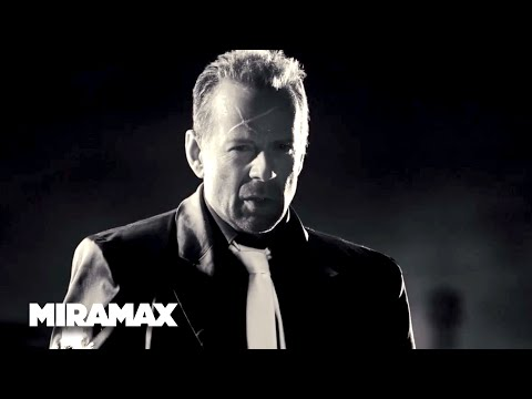 Sin City  'Fair Trade' HD  Bruce Willis, Michael Madsen  MIRAMAX