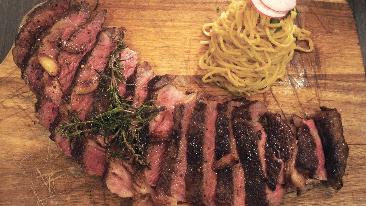 Giant Steak Garlic Noodles In Southern California