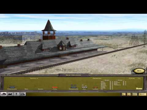 Railroad Tycoon 2 Platinum - 03 - Classic Campaign: Bridging a Nation