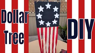 NEW Dollar Tree DIY for 4th of July!