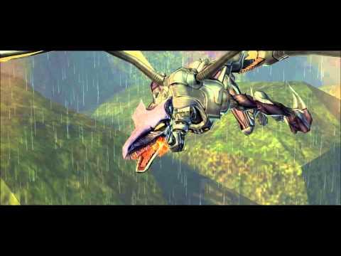 Metroid Prime: Meta Ridley Remix