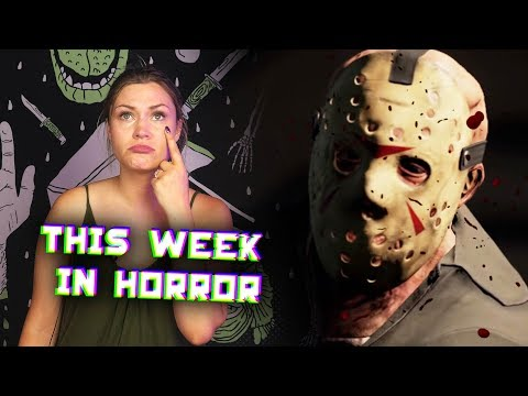 This Week in Horror - June 18, 2018 - Friday the 13th, AHS, Resident Evil 2