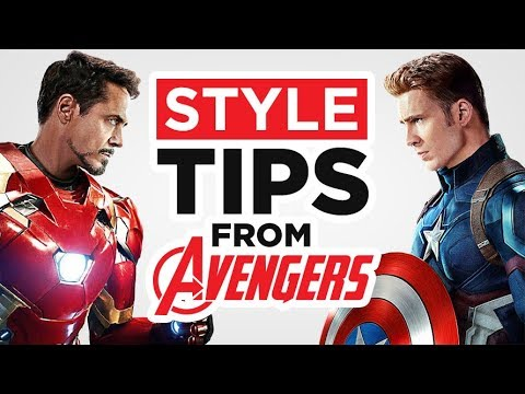 7 Style Tips From Avengers Endgame | Iron Man, Captain America, Thor, Hulk, Hawkeye, & Nick Fury thumbnail