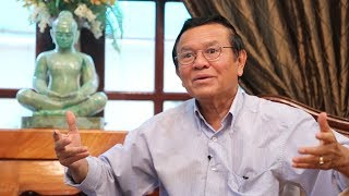 Opposition leader Kem Sokha talks politics, power and Hun Sen